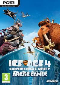 Ledeno doba 4 (igrica) poster