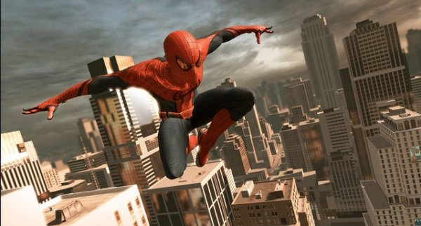 The Amazing Spider-Man screenshots (PS3, Xbox 360, Wii)