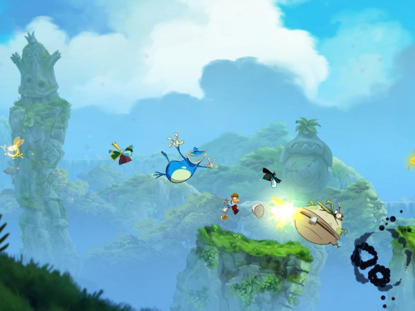 Rayman Origins opis