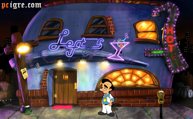 Leisure Suit Larry igre