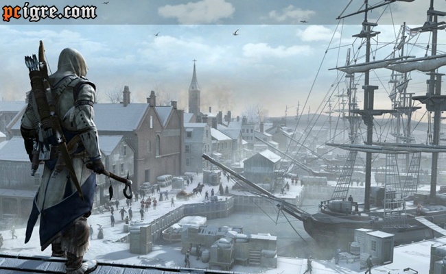 Assassins Creed 3 trejler i E3 demo