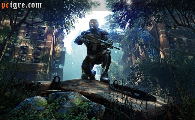 Crysis 3 screenshot (PC, PS3, Xbox 360)