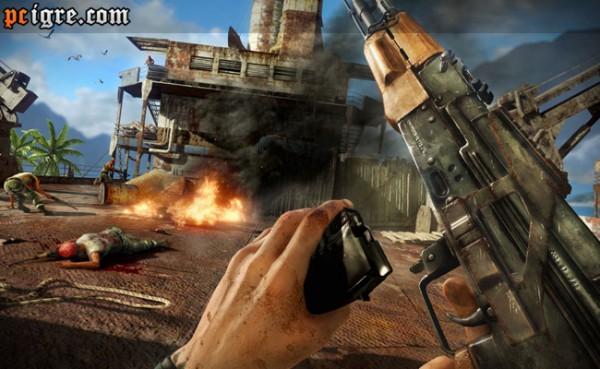 Far Cry 3 odgođen za novembar