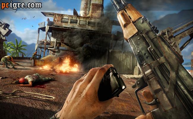 Far Cry 3 trejler, gameplay video i screenshotovi