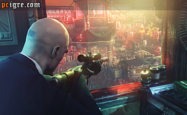 Hitman: Absolution gameplay i screenshotovi