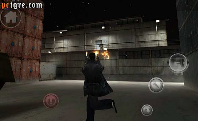 Max Payne Mobile (iPhone, iPad, iPod, Android)