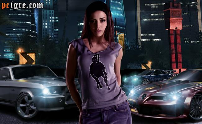 Need For Speed film po igri