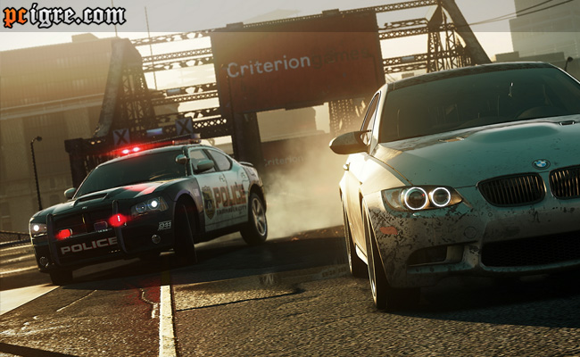 Need For Speed: Most Wanted (2012) screenshot