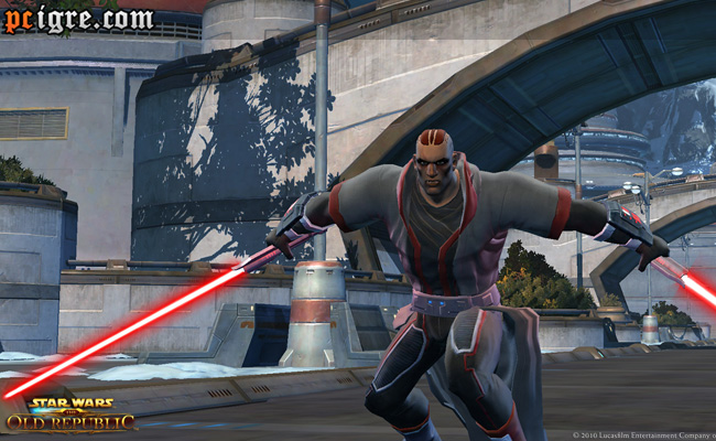 Star Wars: The Old Republic (Free 2 Play)