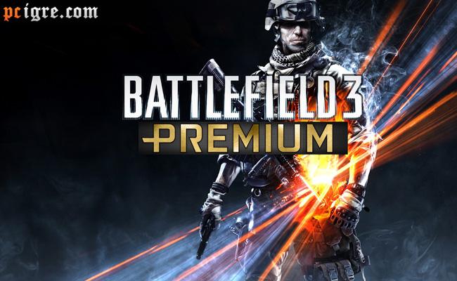 Battlefield 3 Premium detalji