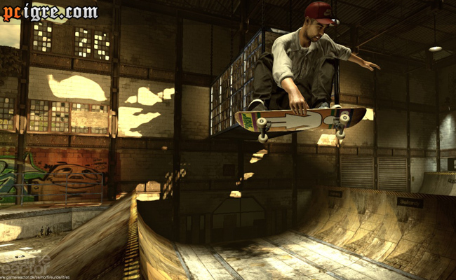 Tony Hawk's Pro Skater HD skejterska igra za PC, PS3 i Xbox 360