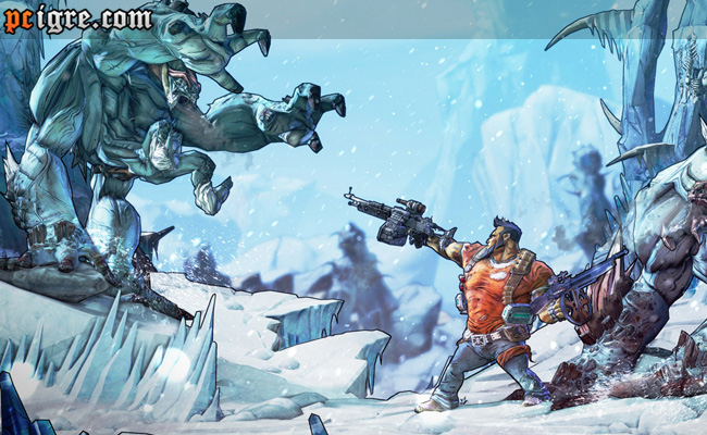 Borderlands 2 igrica - slike