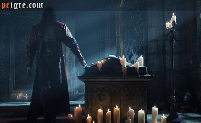 Castlevania: Lords of Shadow 2 trejler