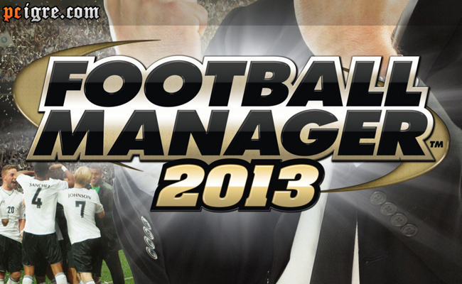 Igra: Football Manager 2013 (PC, Mac OS X)
