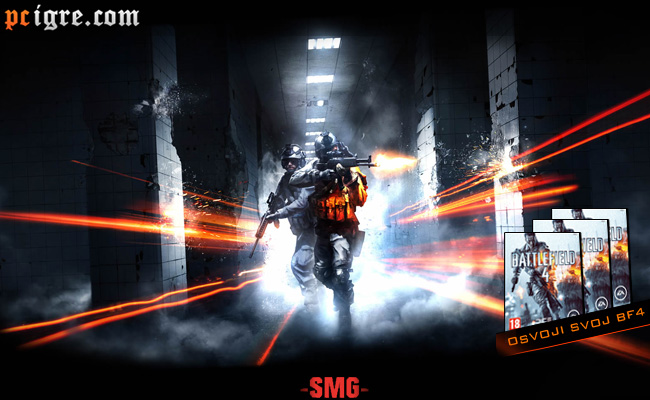 Veliki Battlefield 3 turnir