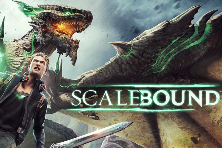 Scalebound (PC, Xbox One)