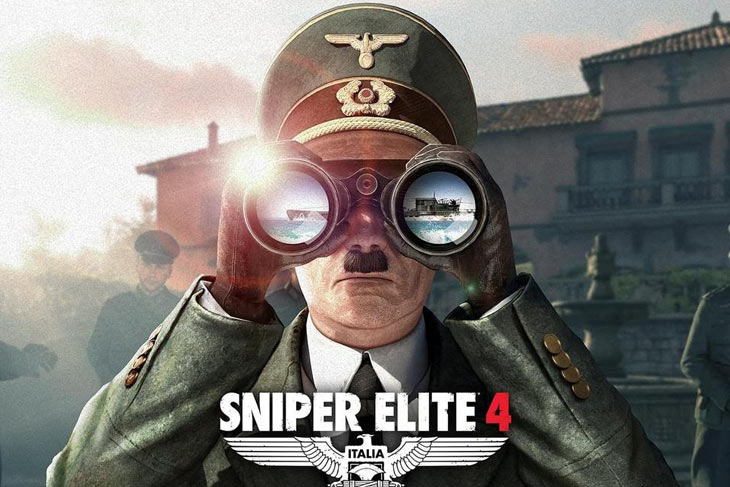 Sniper Elite 4 igra