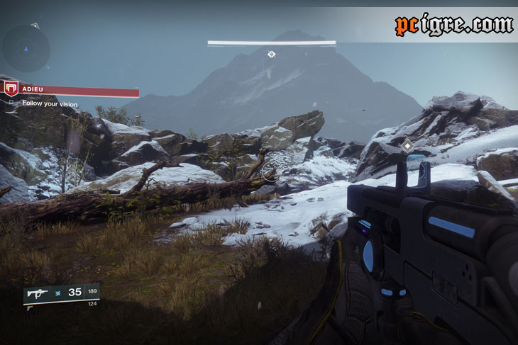 Destiny 2 in-game screenshot