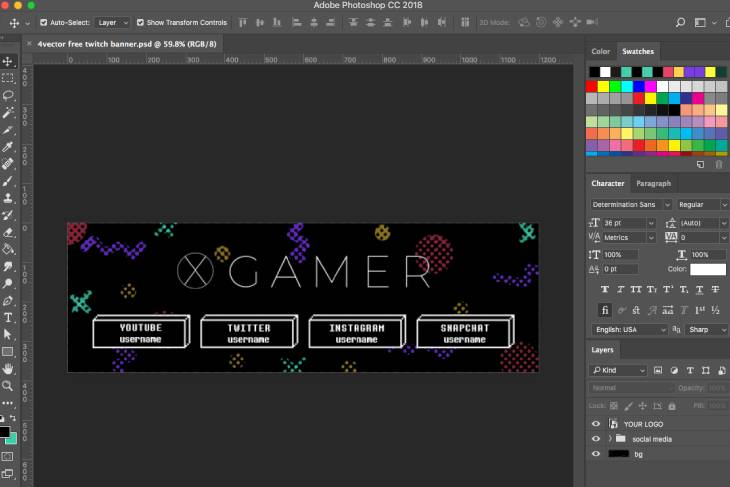 twitch-banner-psd-template-screenshot