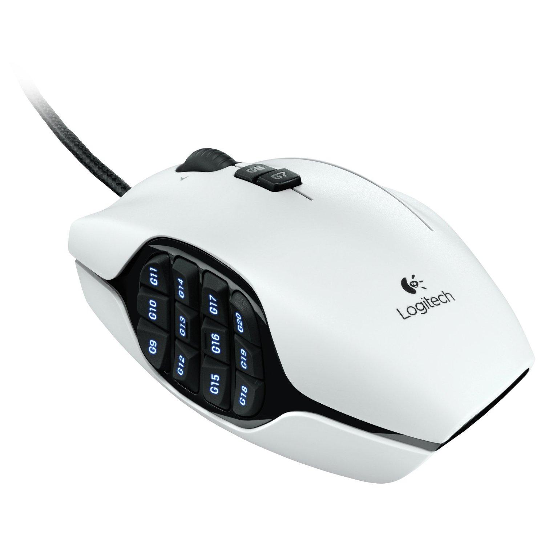 Logitech G600 MMO miš slike