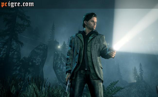 Alan Wake (PC, Xbox 360) opis