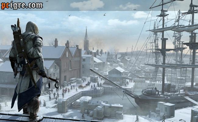 Assassins Creed 3 trejler i E3 demo