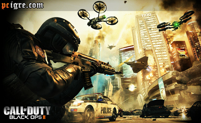 Call of Duty: Black Ops 2 (PC, PS3, Xbox 360) trejler