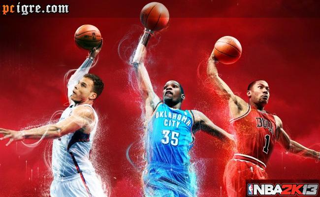 NBA 2K13 slike