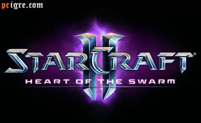Starcraft 2: Heart of the Swarm logo