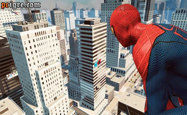 The Amazing Spider-Man opis igre