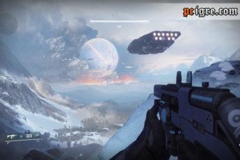 Destiny 2 in-game screenshot